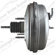 Power Brake Boosters - 88558 Side View