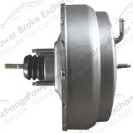 Power Brake Boosters - 88473 Side View