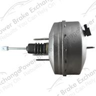Power Brake Boosters - 81203 Side View