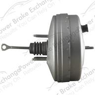 Power Brake Boosters - 81202 Side View