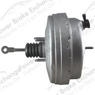 Power Brake Boosters - 81184 Side View