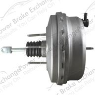 Power Brake Boosters - 81092 Side View