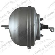 Power Brake Boosters - 80102 Side View