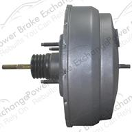 Power Brake Boosters - 88809 Side View