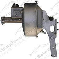Power Brake Boosters - 378910 Side View