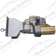 Power Brake Brakes - 71594 Side View