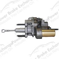 Power Brake Booster - 70007 Side View