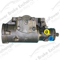 Power Steering Gear Box - Side View