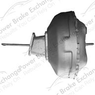 Power Brake Boosters - 80000 Side View
