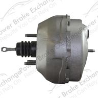 Power Brake Boosters - 80001 Side View
