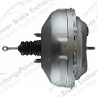 Power Brake Boosters - 80004 Side View