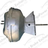 Power Brake Boosters - 80005 Side View