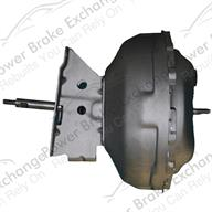 Power Brake Boosters - 80007 Side View