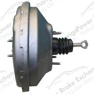 Power Brake Boosters - 80009 Side View