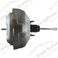 Power Brake Boosters - 80010 Side View