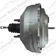 Power Brake Boosters - 80013 Side View