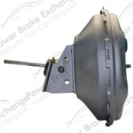 Power Brake Boosters - 80022 Side View