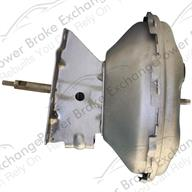 Power Brake Boosters - 80023 Side View - Delco