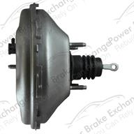 Power Brake Boosters - 80034 Side View