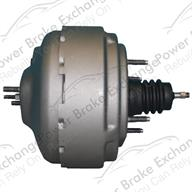 Power Brake Boosters - 80036 Side View