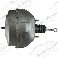 Power Brake Boosters - 80038 Side View