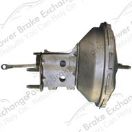 Power Brake Boosters - 80040 Side View