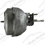 Power Brake Boosters - 80043 Side View