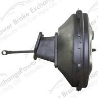 Power Brake Boosters - 80019 Side View