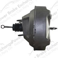 Power Brake Boosters - 80037 Side View