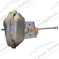 Power Brake Boosters - 80046 Side View