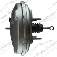 Power Brake Boosters - 80048 Side View