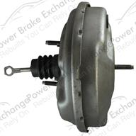 Power Brake Boosters - 80049 Side View