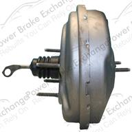 Power Brake Boosters - 80050 Side View