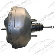 Power Brake Boosters - 80051 Side View