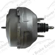Power Brake Boosters - 80052 Side View