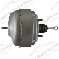 Power Brake Boosters - 80058 Side View