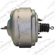 Power Brake Boosters - 80059 Side View