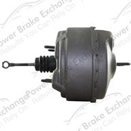 Power Brake Boosters - 80071 Side View