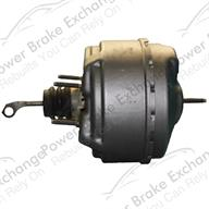 Power Brake Boosters - 80074 Side View