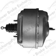 Power Brake Boosters - 80076 Side View