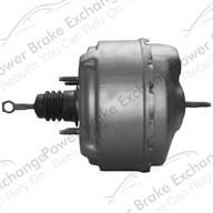 Power Brake Boosters - 80077 Side View