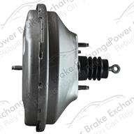 Power Brake Boosters - 80086 Side View