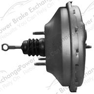 Power Brake Boosters - 80091 Side View