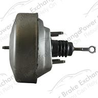 Power Brake Boosters - 80097 Side View