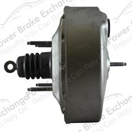 Power Brake Boosters - 80098 Side View