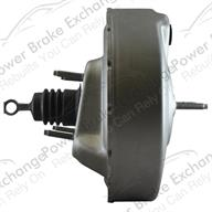 Power Brake Boosters - 80099 Side View