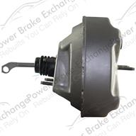 Power Brake Boosters - 80100 Side View