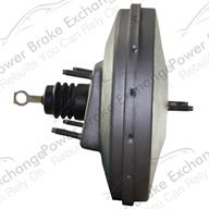 Power Brake Boosters - 80101 Side View
