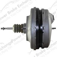 Power Brake Boosters - 80104 Side View
