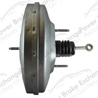 Power Brake Boosters - 80117 Side View
